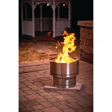 Flame Genie Inferno Wood Pellet Fire Pit Stainless Steel Catalog