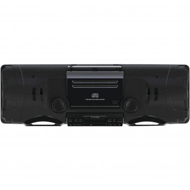 Electronics MP3//CD Bass Reflex Boombox and PA System with Bluetooth NAXA NPB262